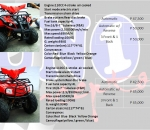 ATV (All-Terrain Vehicle) P45K